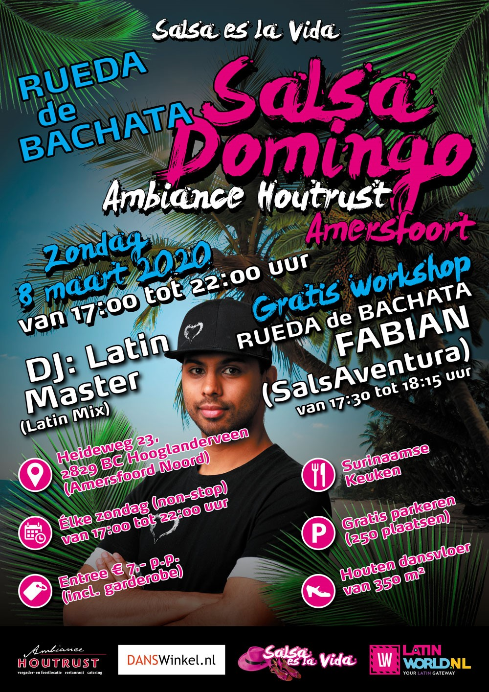 Workshop Bachata 27 1 19